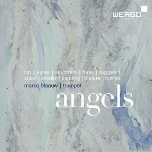 Angels - CD von Marco Blaauw mit Christine Chapman, Bruce Collings, Markus Schwind, Nathan Plante, Michiel Braam und Ralf-Werner Kopp