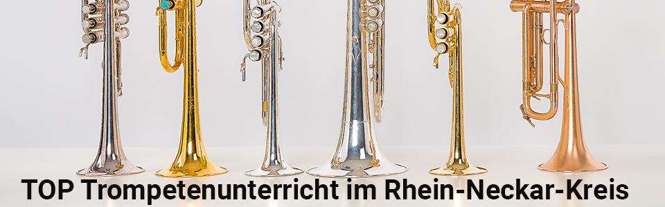 TOP Trompetenunterricht im Rhein-Neckar-Kreis
